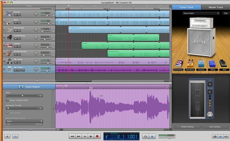 The Best Free Audio Editor