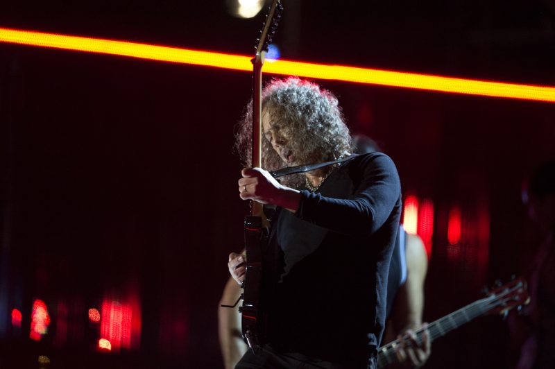 Kirk Hammett's Net Worth