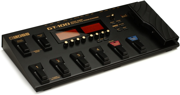 Why the GT-100 Is My Favorite Multi-Effects Processor