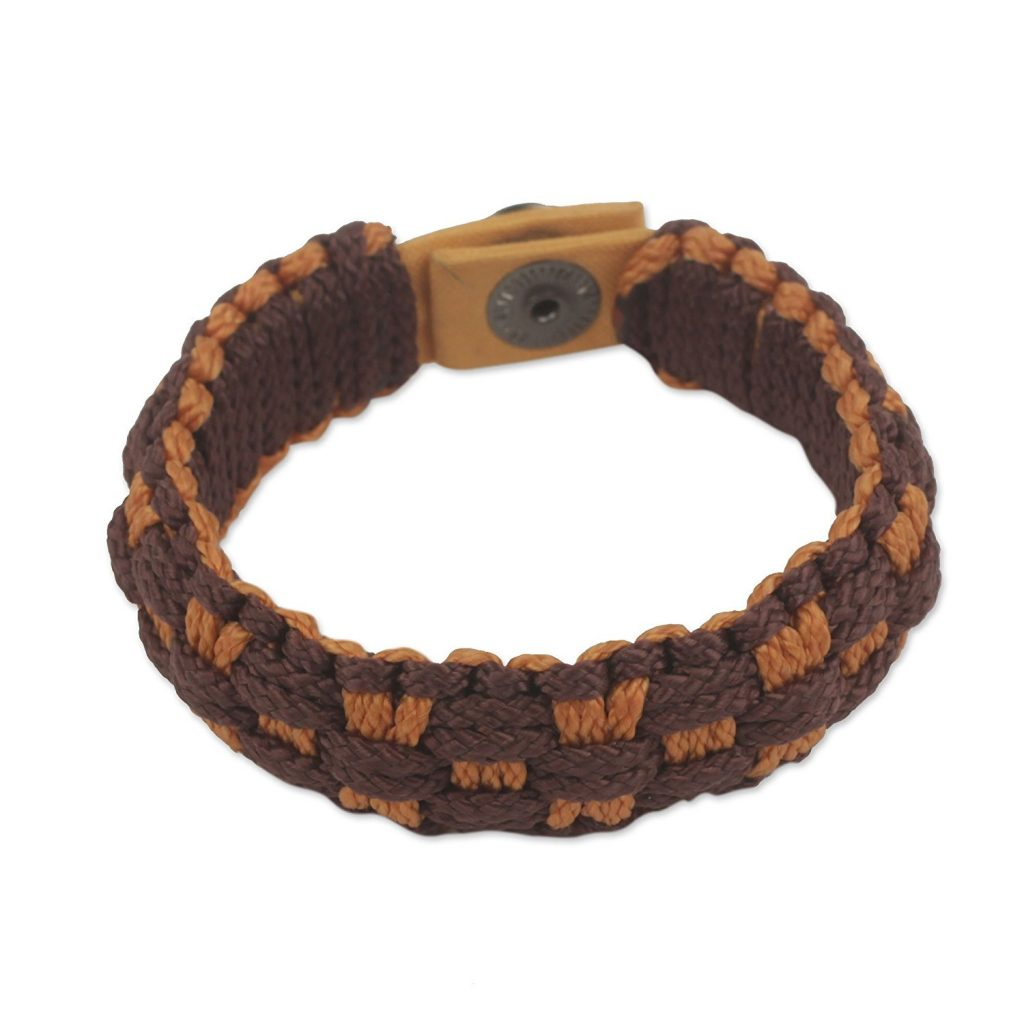 Brass Wristband