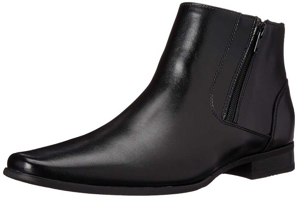 Calvin Klein Leather Boot