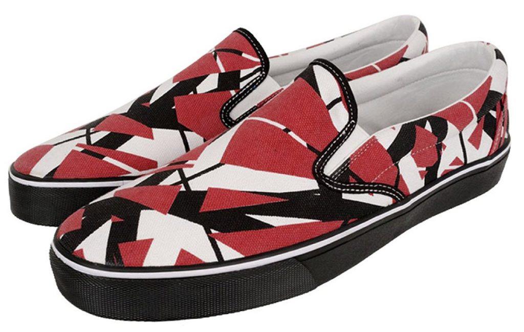 EVH Slip-On Sneakers