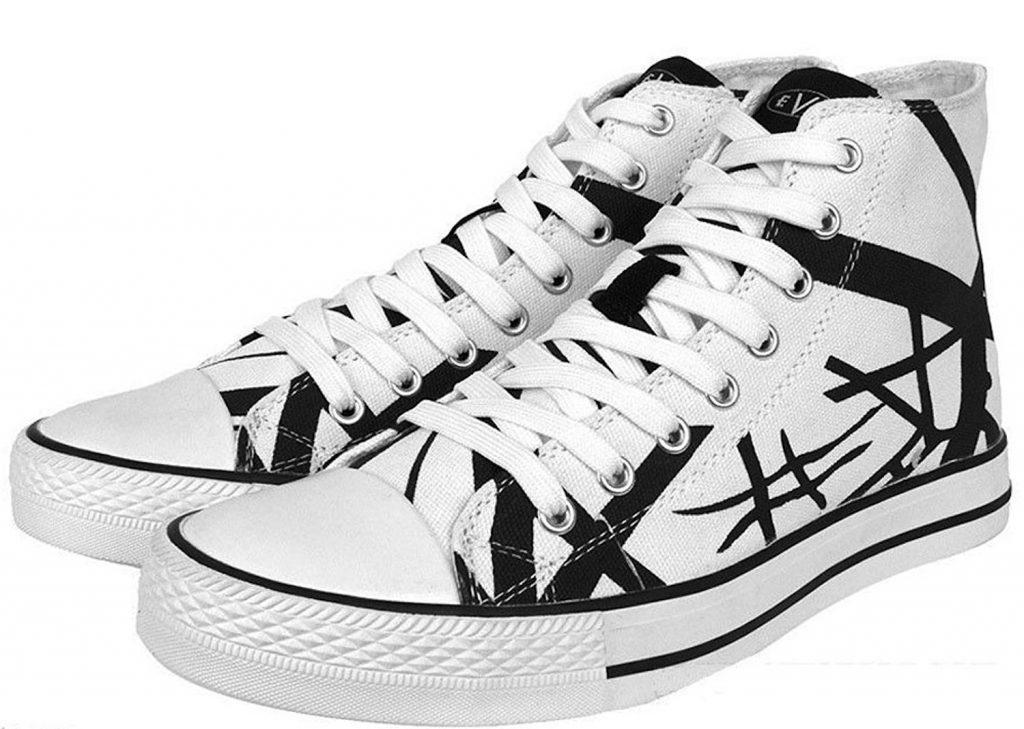 EVH White Sneakers