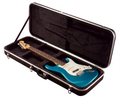 a74db5a640 Gator Deluxe ABS Electric Guitar Case Review