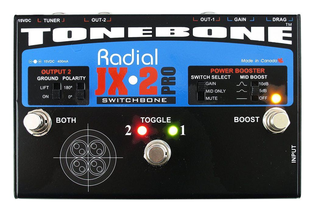 Radial Switchbone JX-2 Pro ($220)