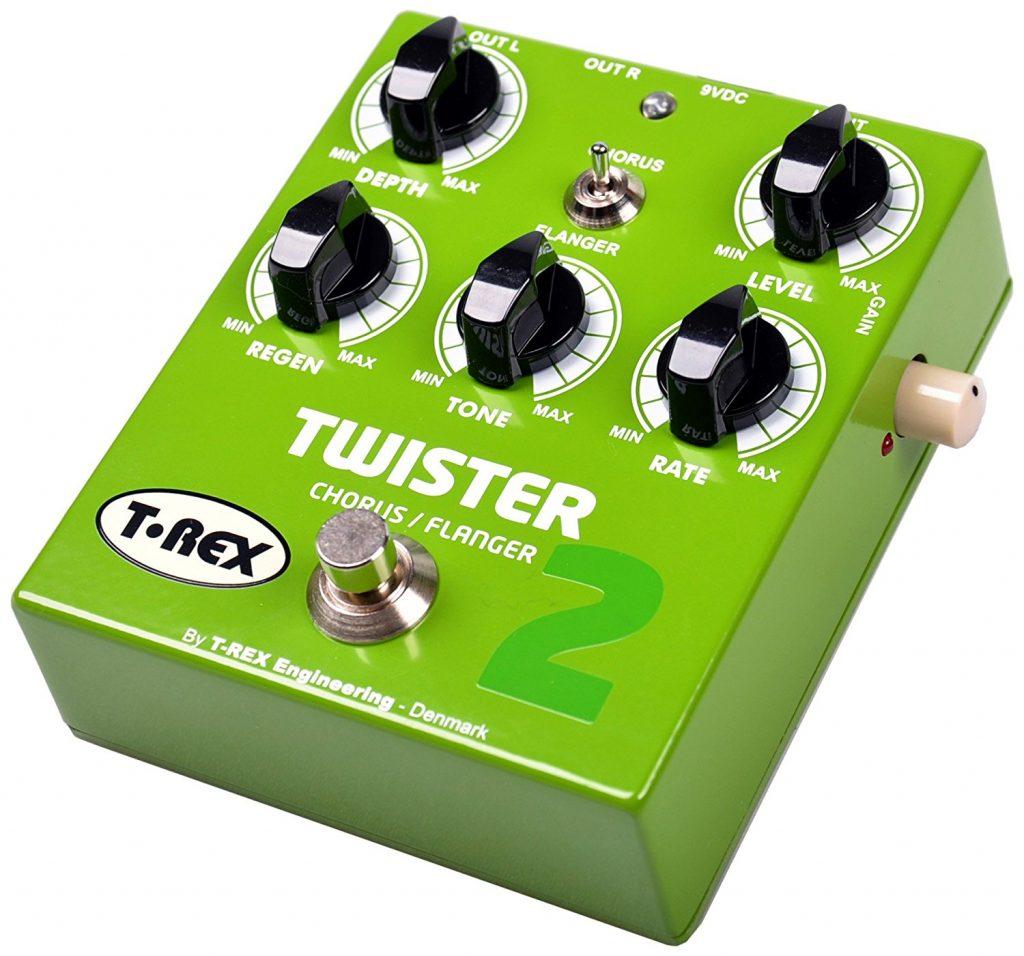 T-Rex Twister Chorus